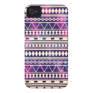Galaxy andes aztec iPhone 4 Case-Mate case