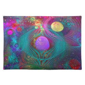 Galaxy Art Placemat