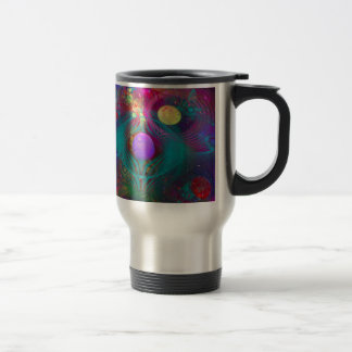 Galaxy Art Travel Mug
