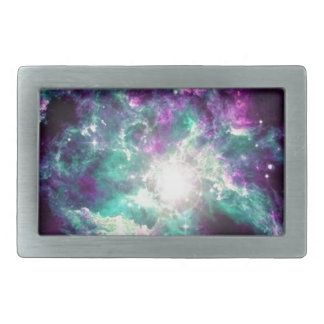galaxy belt buckle