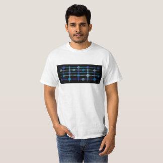 galaxy blue T-Shirt