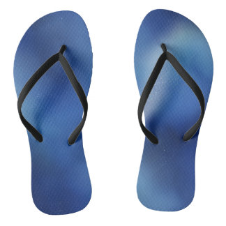 Galaxy Blue Thongs