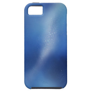 Galaxy Blue Tough iPhone 5 Case