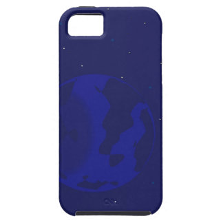 Galaxy Blur iPhone 5 Covers