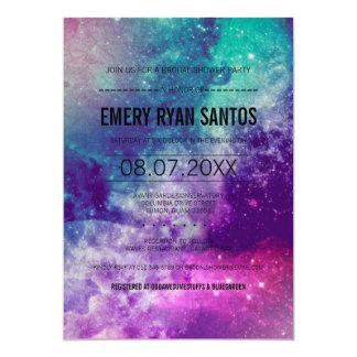 Galaxy Brodal Shower Invite