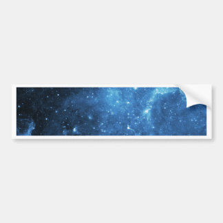 Galaxy Bumper Sticker