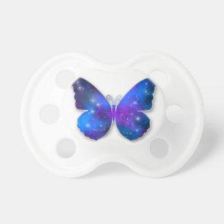 Galaxy butterfly cool dark blue illustration dummy