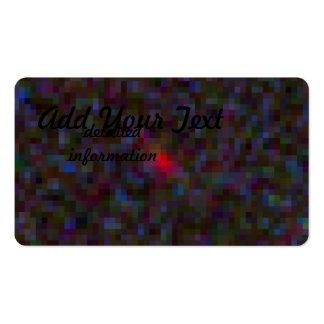 Galaxy Candidate MACS1149-JD Closeup Pack Of Standard Business Cards