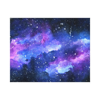 Galaxy Canvas Print