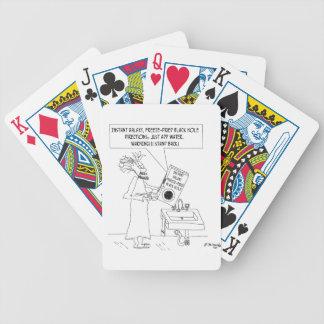 Galaxy Cartoon 0129 Bicycle Playing Cards