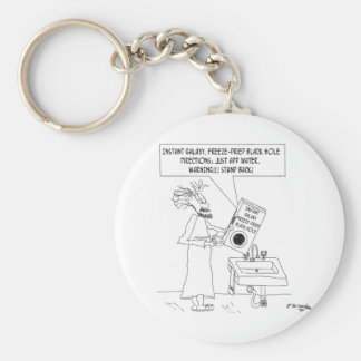 Galaxy Cartoon 0129 Key Ring