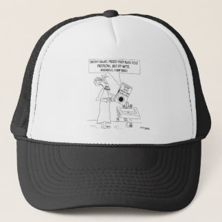 Galaxy Cartoon 0129 Trucker Hat