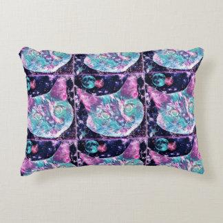 Galaxy Cat Decorative Cushion