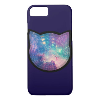 Galaxy Cat iPhone 7 Case