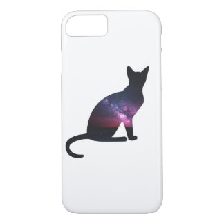 Galaxy Cat Phone iPhone 7 Case