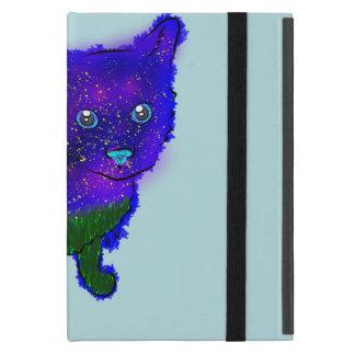 Galaxy Cat Sitting Ipad Mini Case