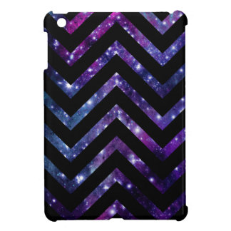 Galaxy Chevron Black iPad Mini Case