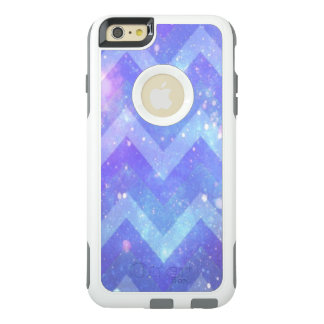 Galaxy Chevron iPhone 6 Plus Otterbox Case