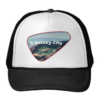 Galaxy City Chasm Patch Cap