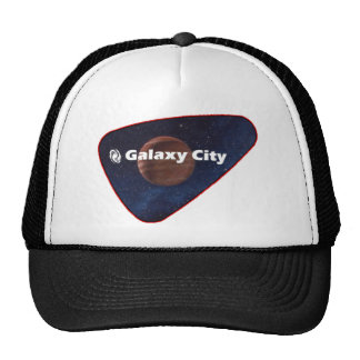 Galaxy City Gas Giant Patch Cap