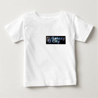 Galaxy City Nebula Knock-out Baby T-Shirt
