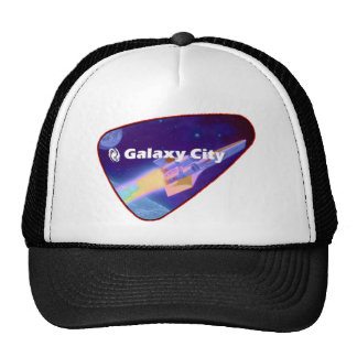Galaxy City Starfighter Saturation Patch Cap