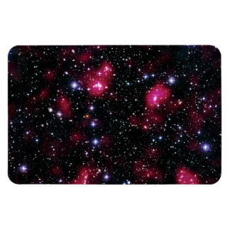 Galaxy Cluster Abell 901/902 Rectangular Photo Magnet