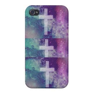 galaxy cross iPhone 4/4S case