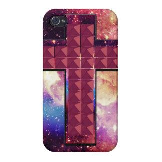 Galaxy Cross iPhone 4/4S Covers