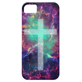 Galaxy Cross iPhone 5 Case ™
