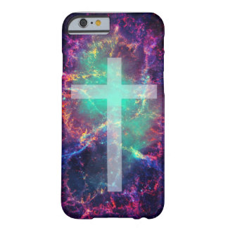 Galaxy Cross iPhone 6 case ™ Barely There iPhone 6 Case