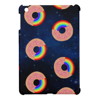 Galaxy Donut Rainbows Cover For The iPad Mini