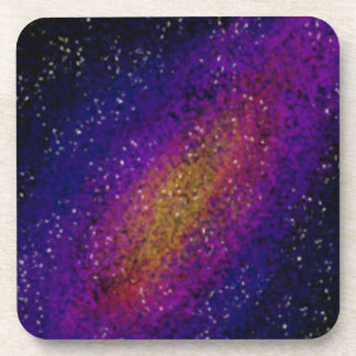 Galaxy Drink Coaster