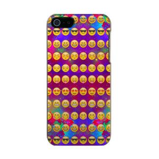 Galaxy Emojis Incipio Feather® Shine iPhone 5 Case
