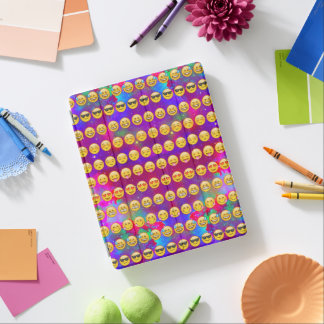 Galaxy Emojis iPad Cover