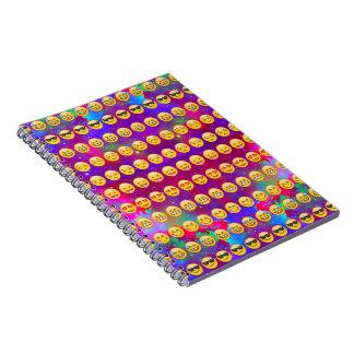 Galaxy Emojis Notebook