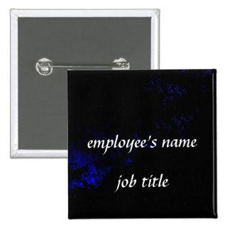 Galaxy Employee Name Tag Button