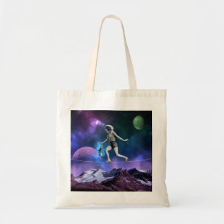 Galaxy Escape Tote Bag