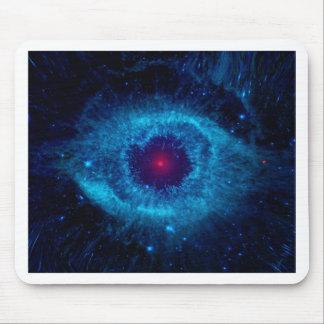 Galaxy Eye Mouse Pad