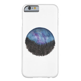 Galaxy Forest Phone Case