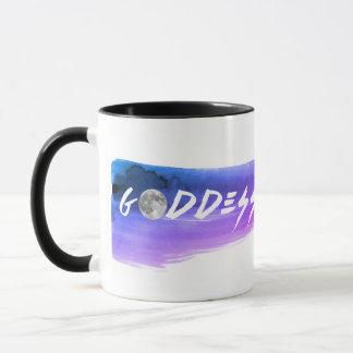 Galaxy Goddess Mug