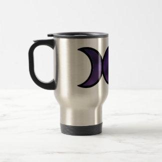 Galaxy Goddess Two Tone Mug