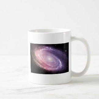 Galaxy Gradient Space Art Coffee Mug