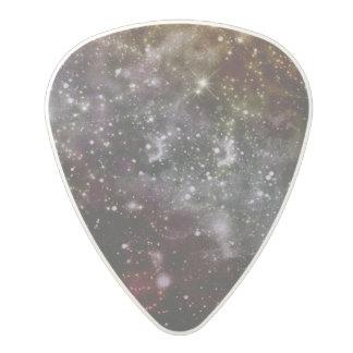 Galaxy Guitar Pick Polycarbonate Guitar Pick