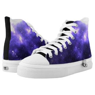 Galaxy High Tops