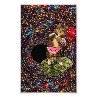 galaxy hole katz photo print