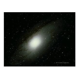 Galaxy in Andromeda Postcard