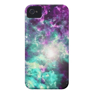 galaxy iPhone 4 cover