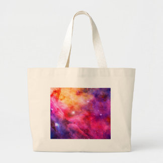 Galaxy Large Tote Bag