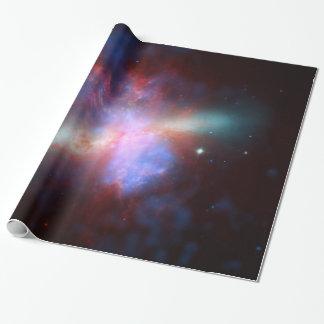 Galaxy M82 Hubble NASA